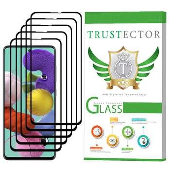 محافظ صفحه نمایش تراستکتور مدل GSS مناسب برای گوشی موبایل سامسونگ Galaxy A51 بسته 5 عددی
