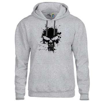 هودی مردانه چاپچی طرح Punisher کد A43