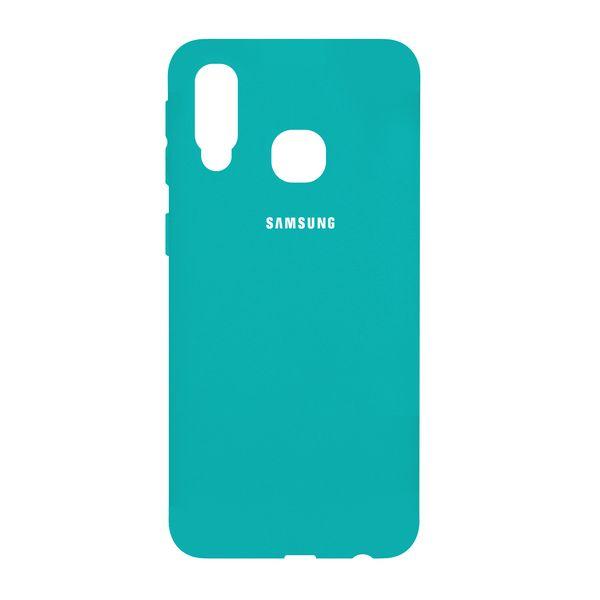 کاور مدل Silc مناسب برای گوشی موبایل سامسونگ Galaxy A10S