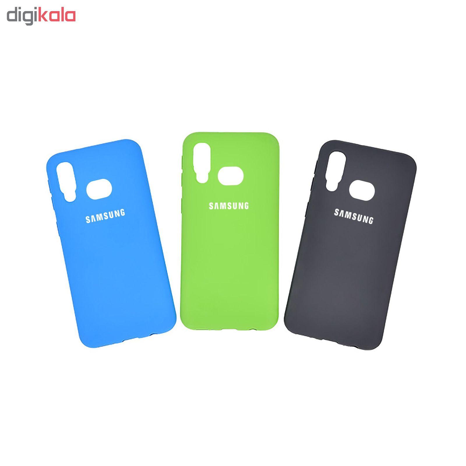 کاور مدل Silc مناسب برای گوشی موبایل سامسونگ Galaxy A10S main 1 8