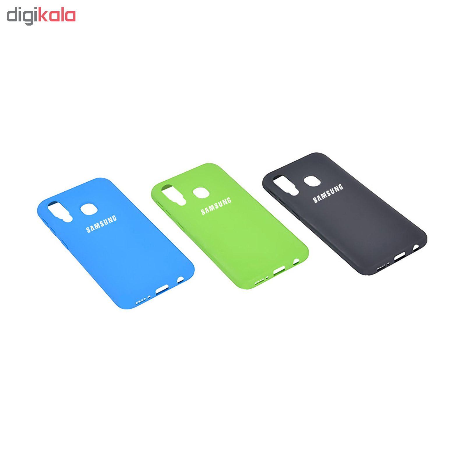 کاور مدل Silc مناسب برای گوشی موبایل سامسونگ Galaxy A10S main 1 9