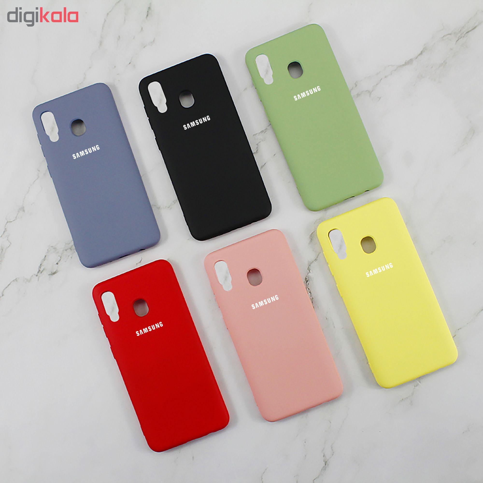 کاور مدل Silc مناسب برای گوشی موبایل سامسونگ Galaxy A10S main 1 14