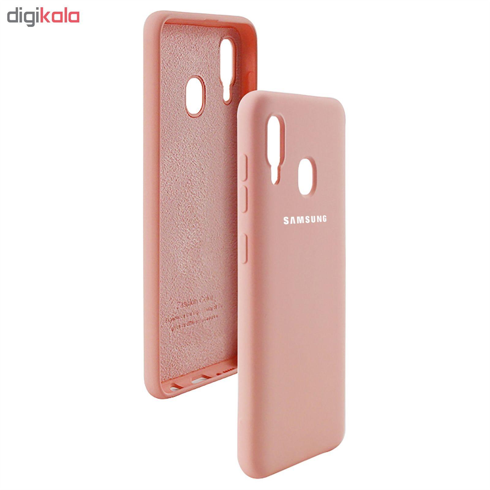 کاور مدل Silc مناسب برای گوشی موبایل سامسونگ Galaxy A10S main 1 16