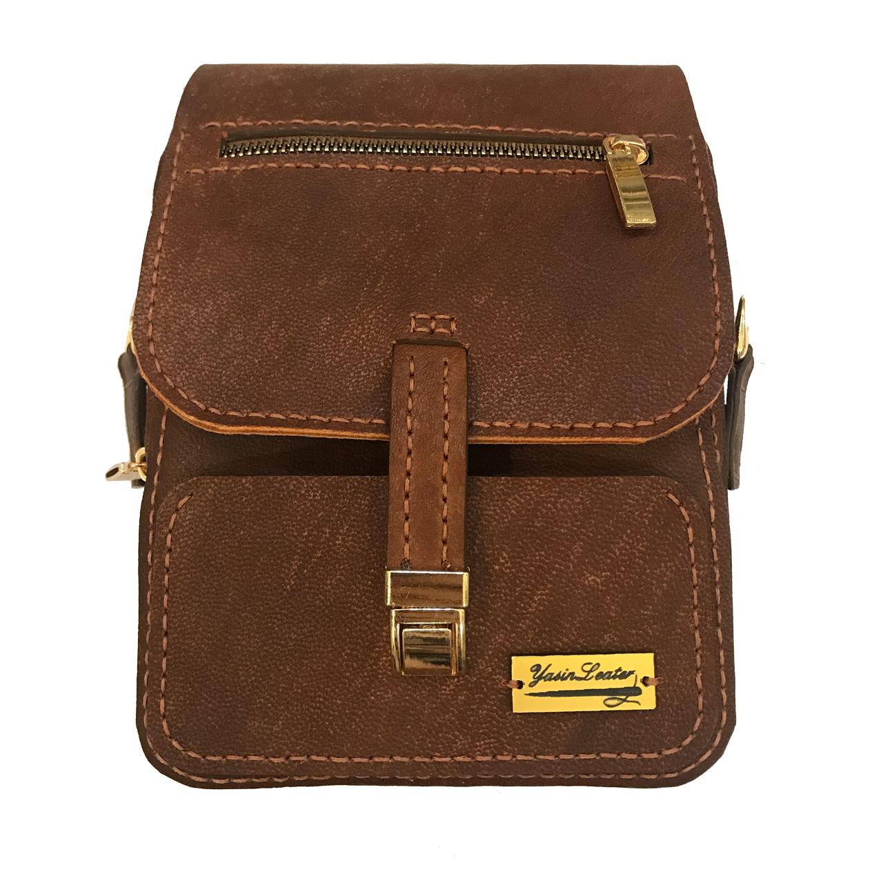 کیف چرمی یاسین چرم مدل 154