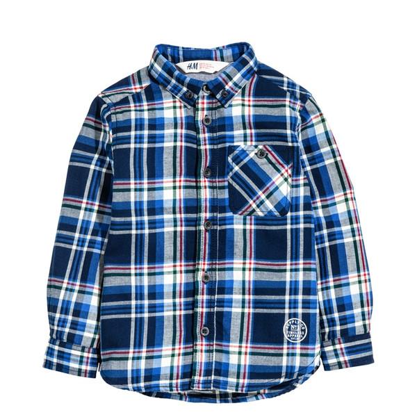 پیراهن پسرانه اچ اند ام کد C1-0383883002