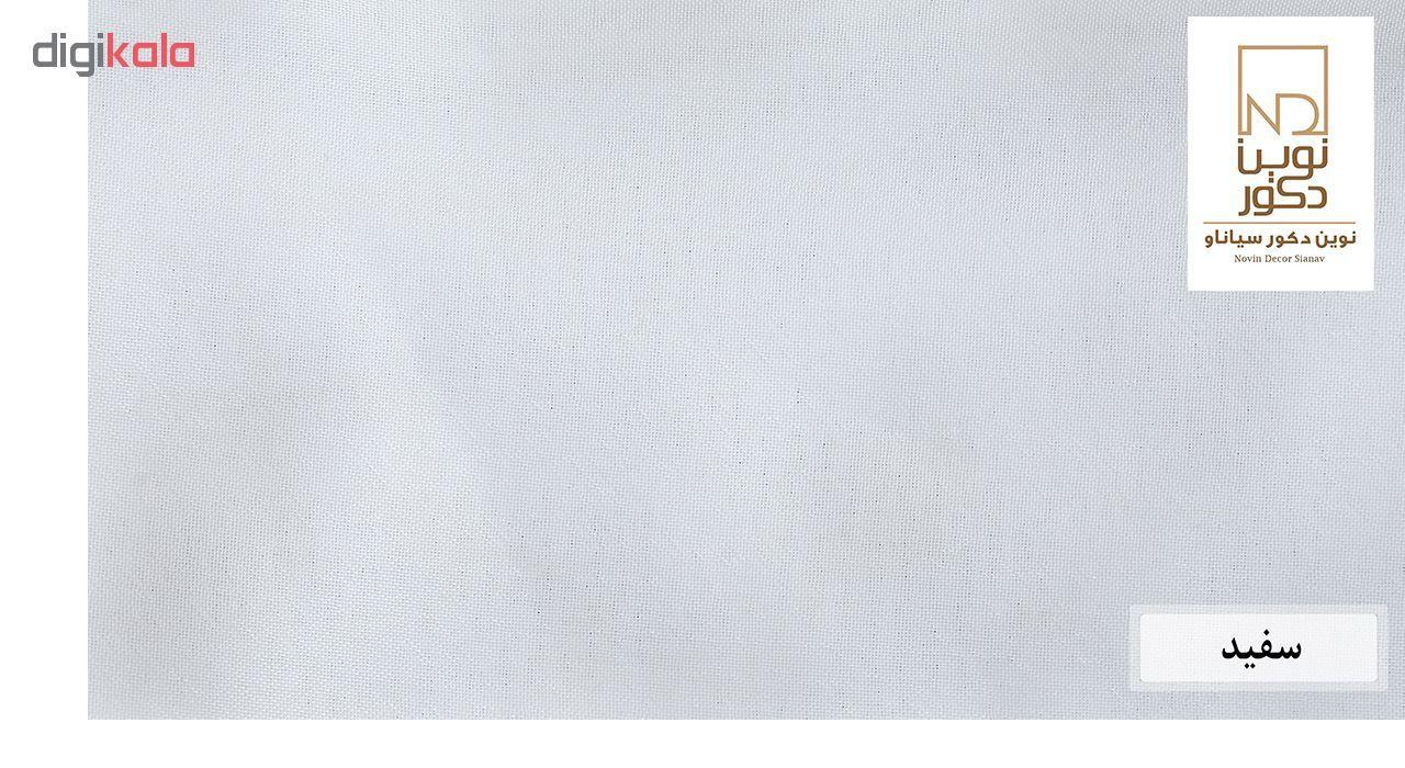 پرده نوین دکور سیاناو مدل NDP150 سایز 280 × 150 سانتی متر