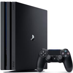 کنسول بازی سونی مدل Playstation 4 Pro ریجن 3 کد CUH-7218B ظرفیت 1 ترابایت