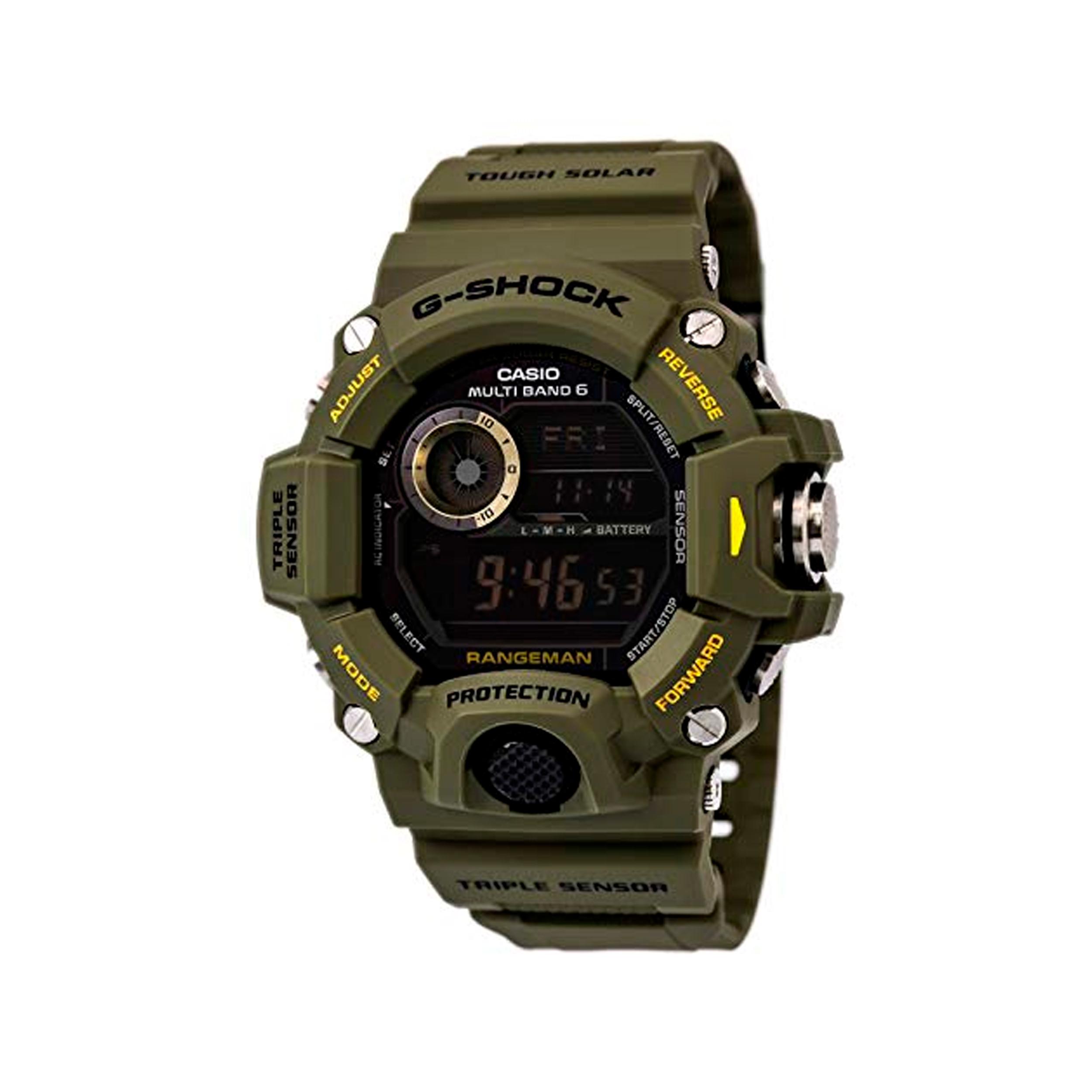 کد تخفیف                                      ساعت مچی دیجیتال مردانه کاسیو مدل GW-9400-3A