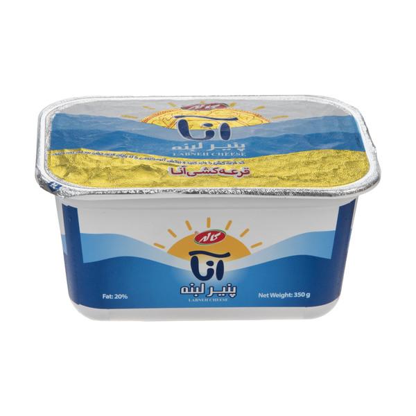 پنیر لبنه کاله مقدار 350 گرم