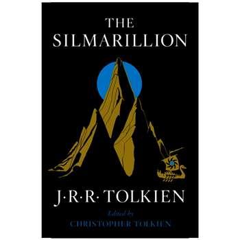 کتاب The Silmarillion اثر j. r. r. tolkien انتشارات Harper Collins