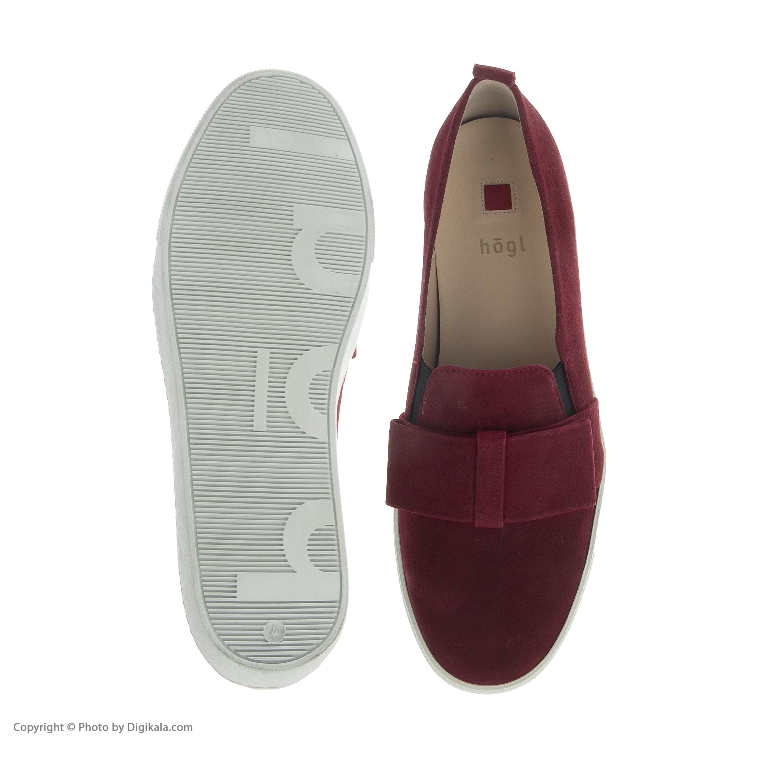 کفش روزمره زنانه هوگل مدل 4-100332-8300