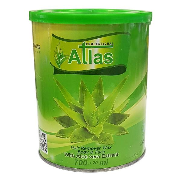 قیمت و خرید موم سطلی سرد اطلس 4.5 کیلویی