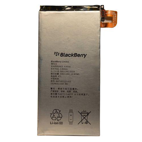 باتری موبایل بلک بری مدل HUSV1 با ظرفیت 3360mAh مناسب برای گوشی های موبایل بلک بری  Priv
