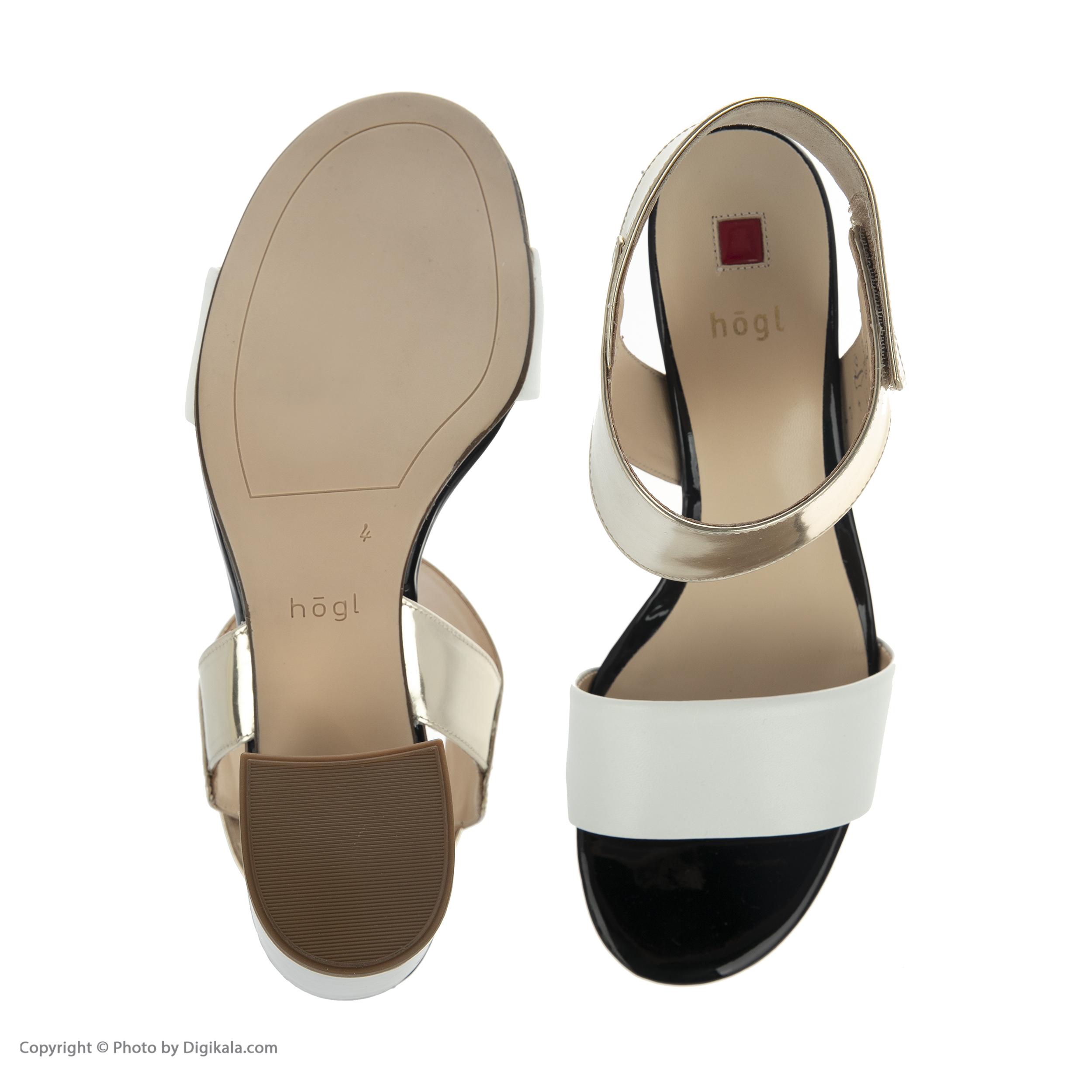 کفش زنانه هوگل مدل 5-105510-7599