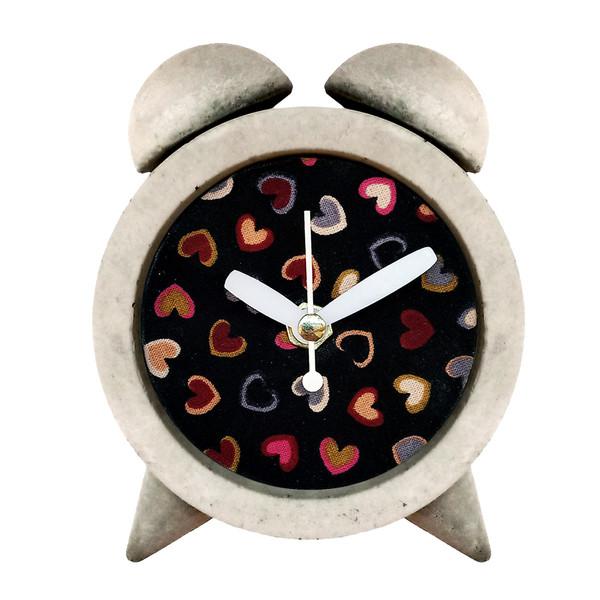 ساعت رومیزی بتنی مدل M-c16