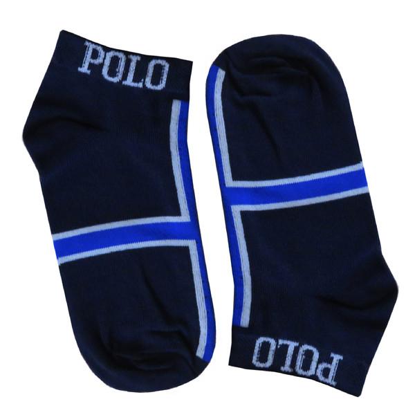 جوراب مردانه کد pol115