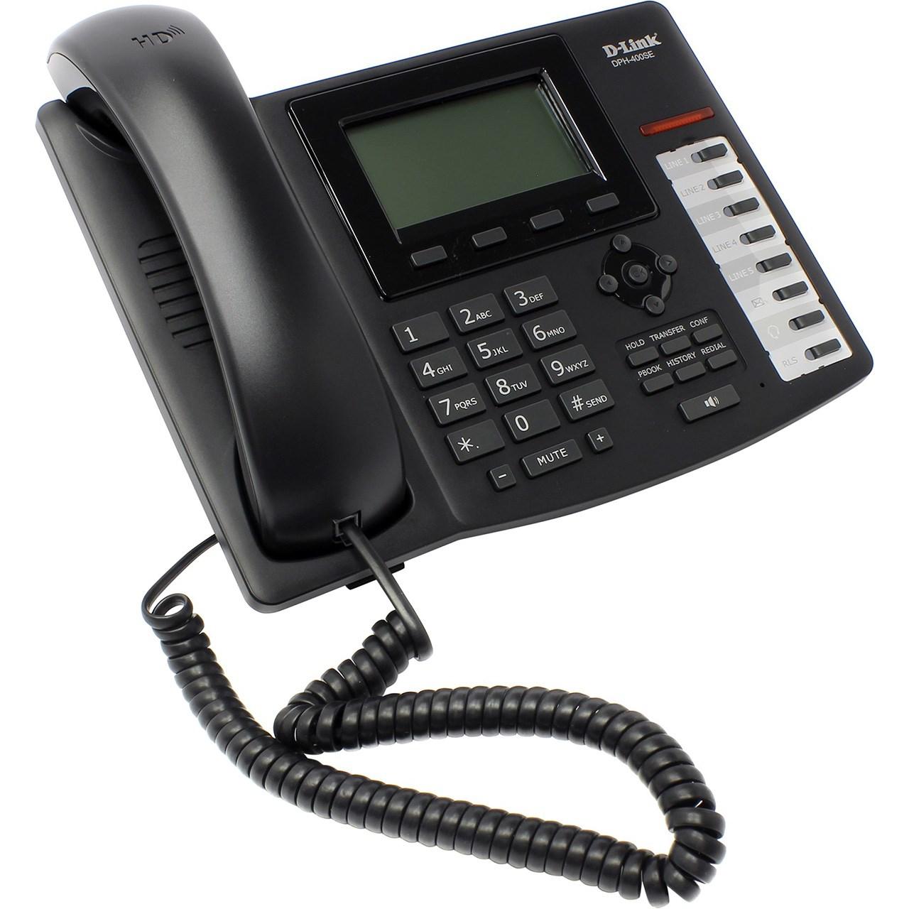 قیمت                      تلفن تحت شبکه دی-لینک مدل DPH-400SE/F4