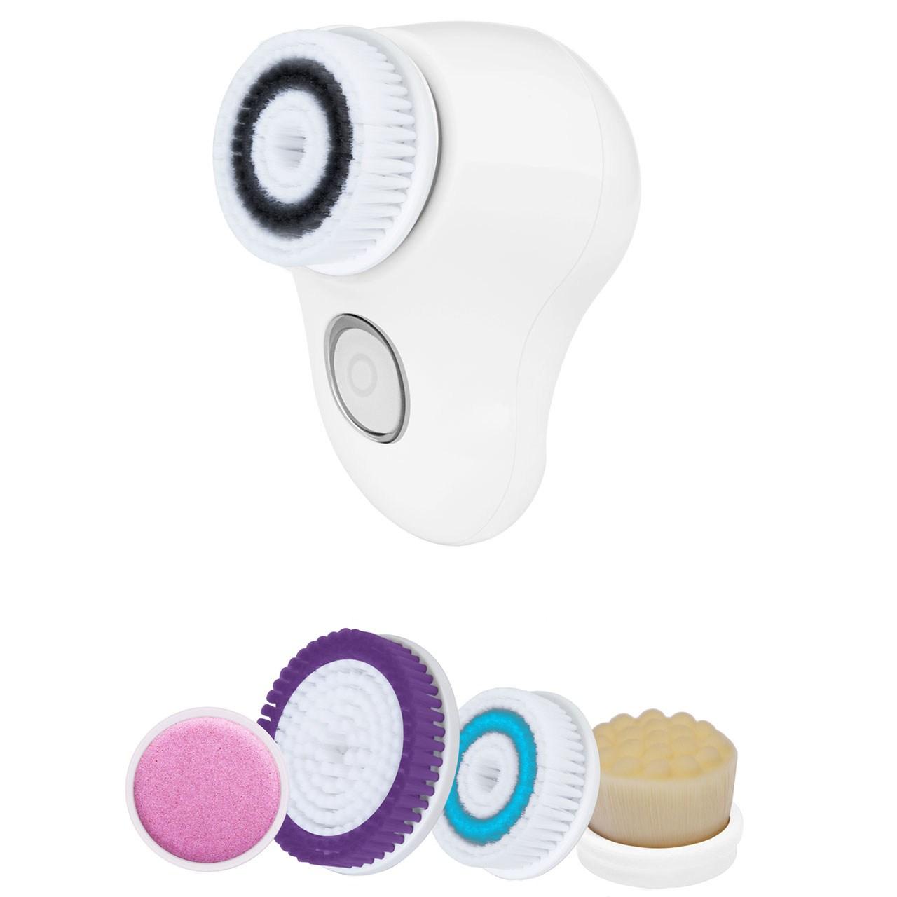 برس پاکسازی 5 کاره صورت کیوت اسکین مدل Ever Clean CIH-F600 | Cute Skin 5 in 1 Ever Clean CIH-F600 Face Cleansing Brush