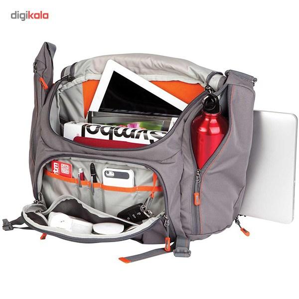کیف لپ تاپ اس تی ام مدل Velo 2 مناسب برای لپ تاپ 15 اینچی