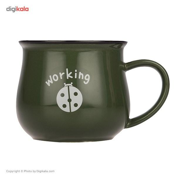 ماگ سرامیکی ریجینال مدل Working