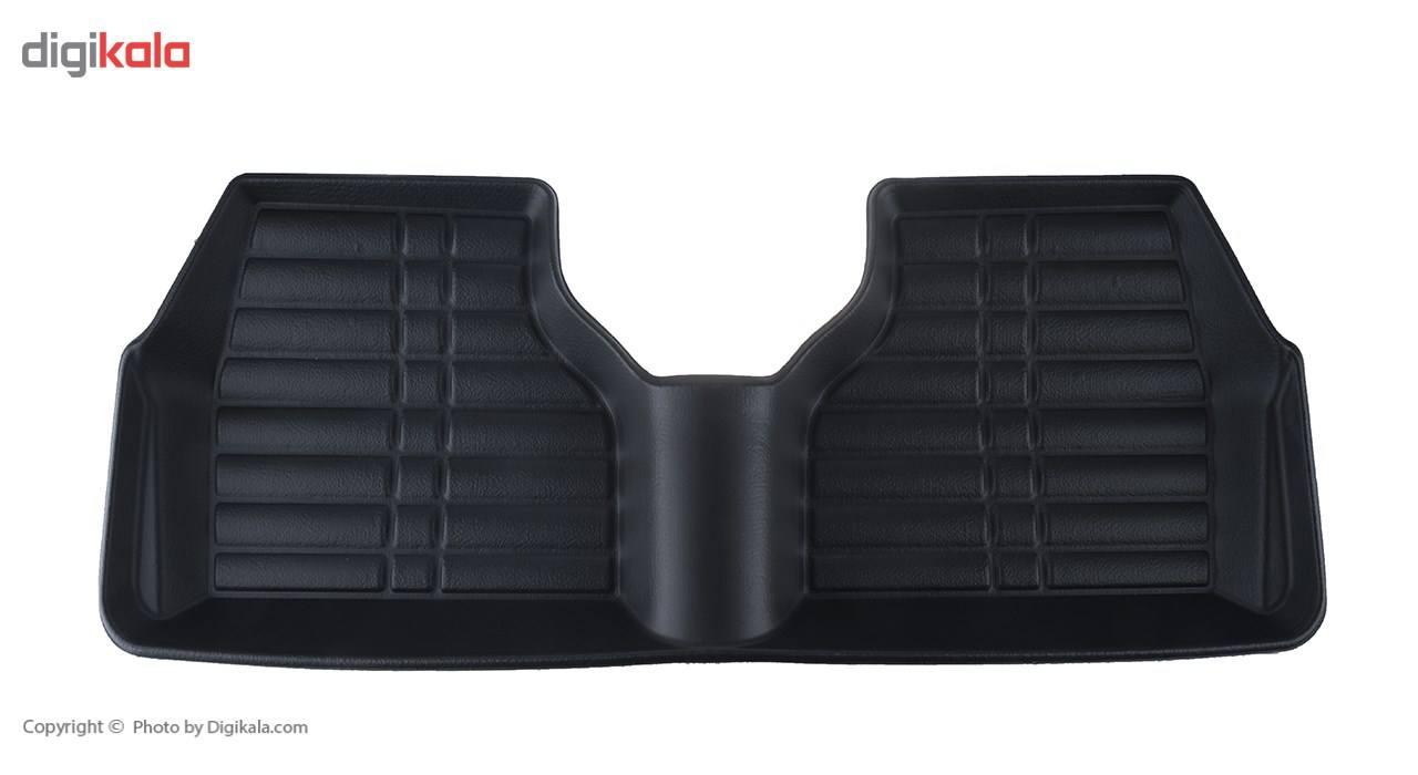 کفپوش سه بعدی خودرو بابل کارپت مناسب برای پژو 405 main 1 8