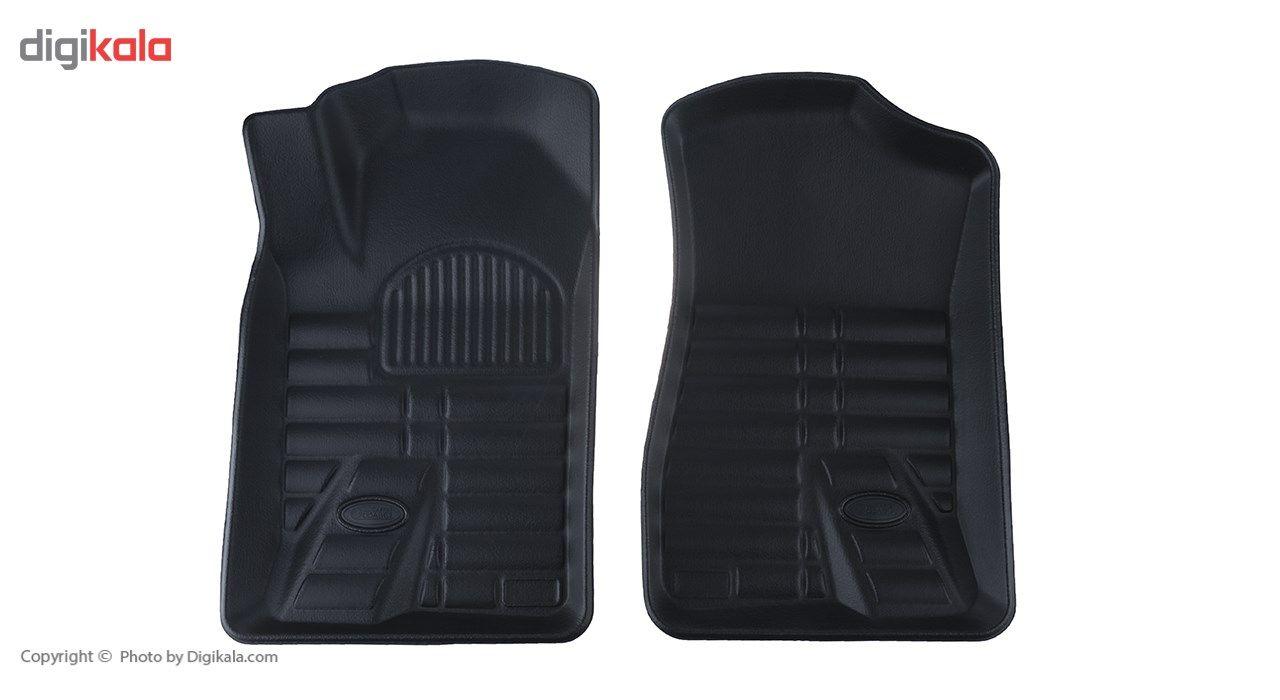 کفپوش سه بعدی خودرو بابل کارپت مناسب برای پژو 405 main 1 9