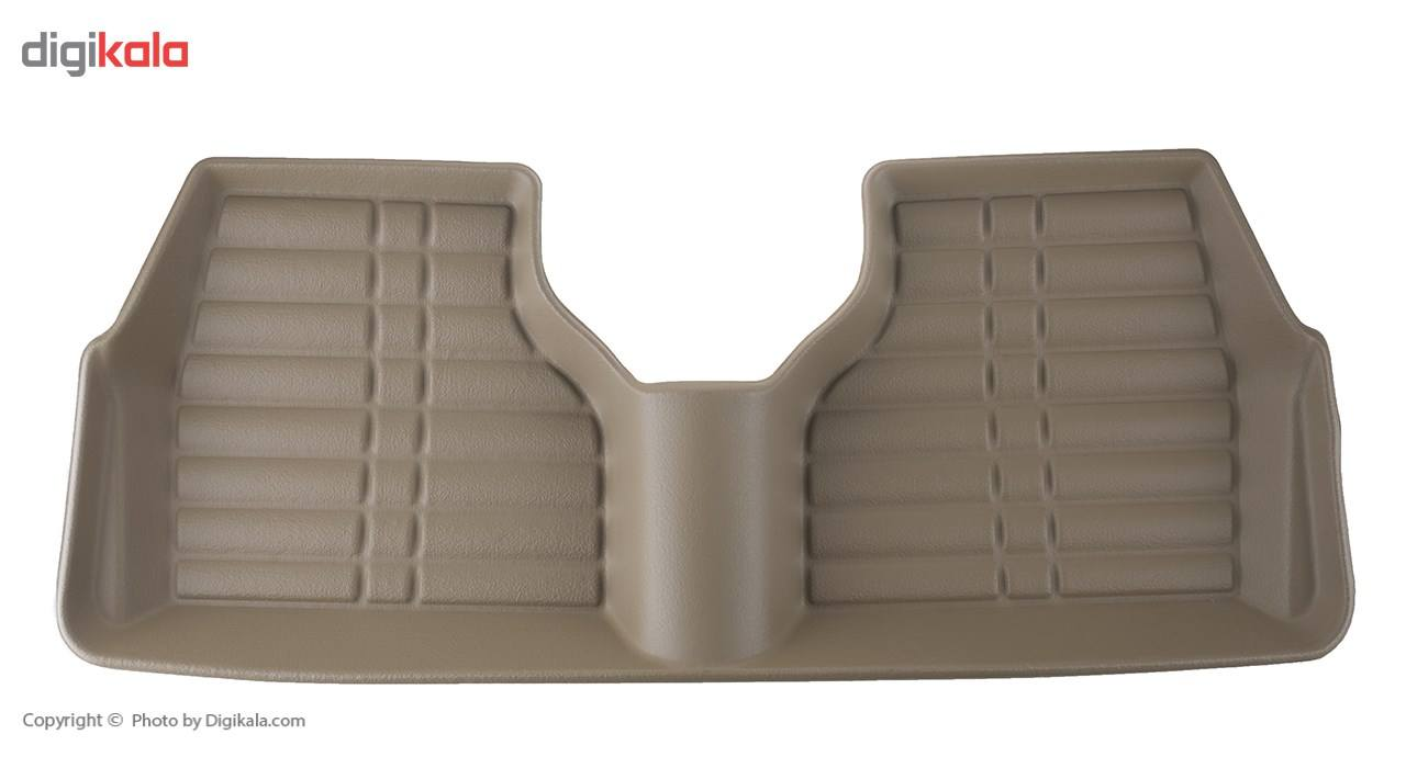 کفپوش سه بعدی خودرو بابل کارپت مناسب برای پژو 405 main 1 10