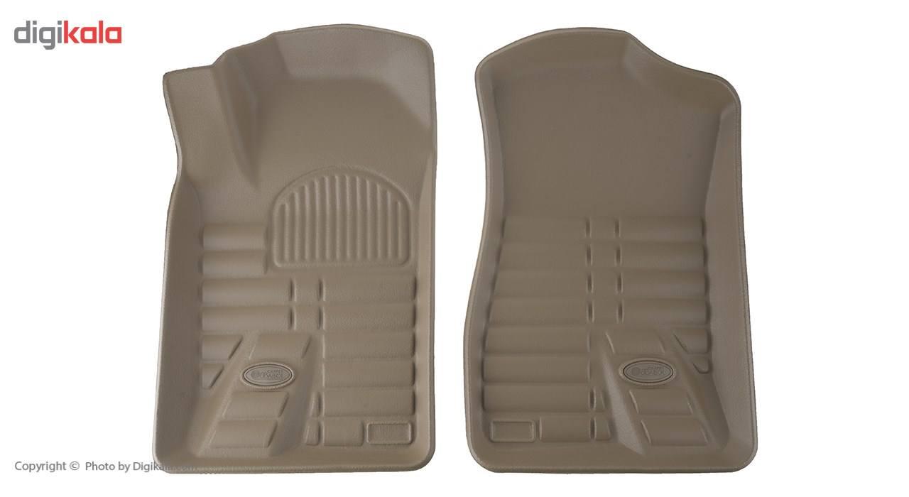 کفپوش سه بعدی خودرو بابل کارپت مناسب برای پژو 405 main 1 11