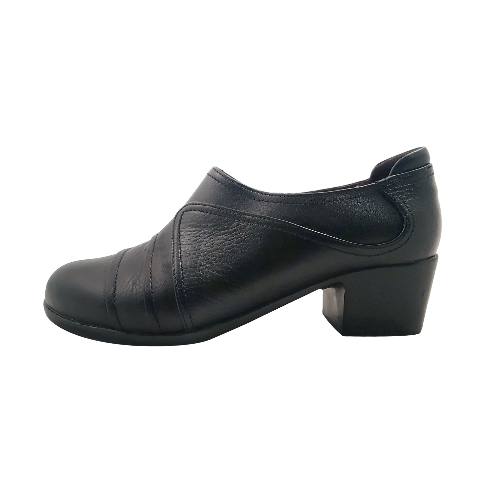خرید                      کفش زنانه روشن مدل پانیذ کد 01