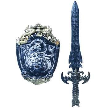 اسباب بازی جنگی طرح سپر و شمشیر کد 1012