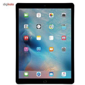 تبلت اپل مدل iPad Pro 12.9 inch WiFi ظرفیت 256 گیگابایت  Apple iPad Pro 12.9 inch WiFi 256GB Table