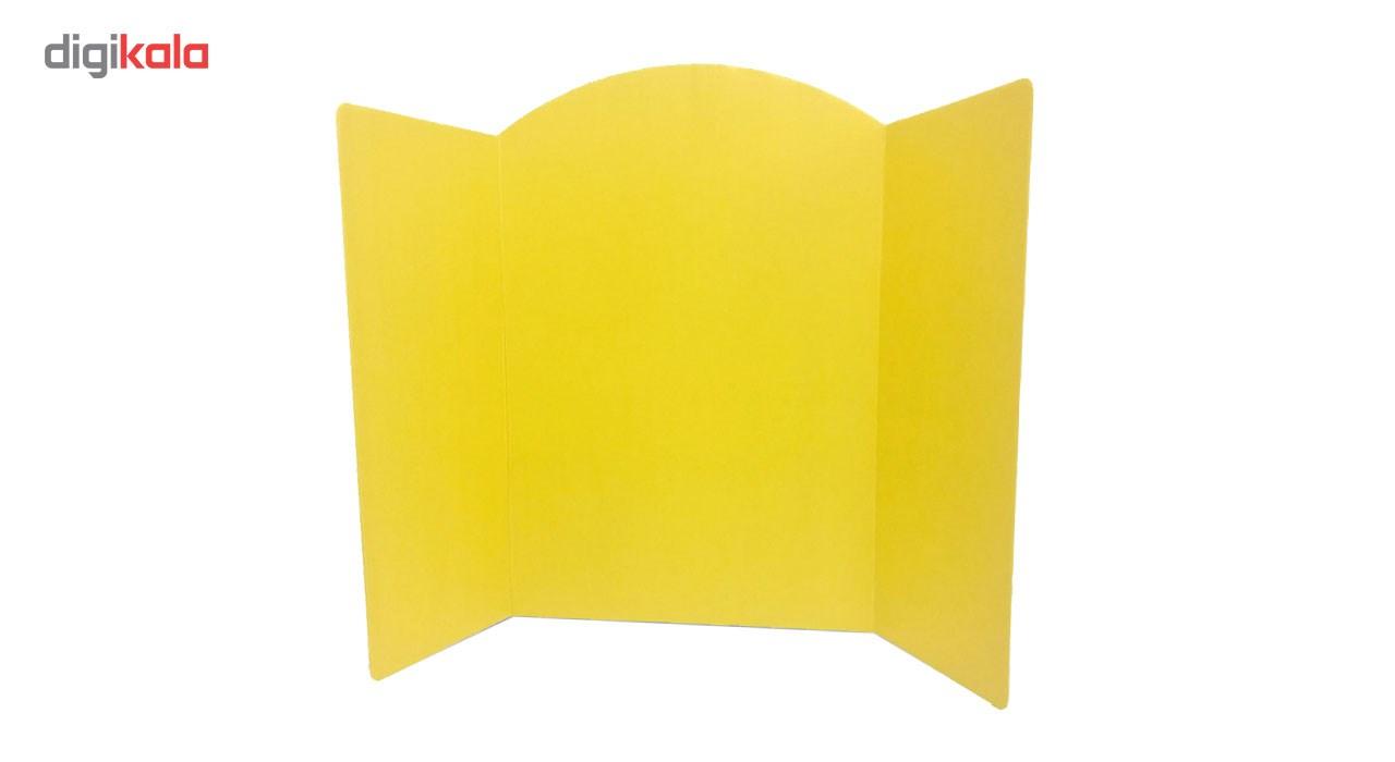 برد پلاستیکی کارتن پلاست مدل روزنامه دیواری یا جابربن حیان thumb 2 2