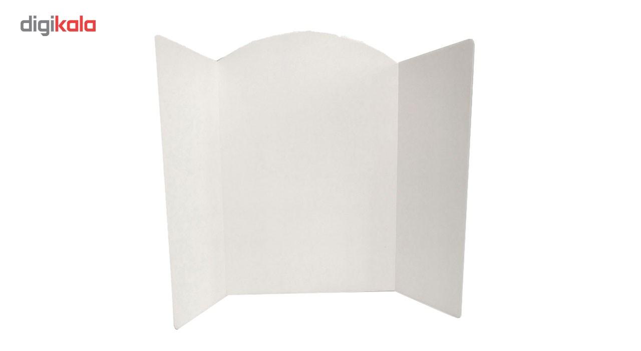 برد پلاستیکی کارتن پلاست مدل روزنامه دیواری یا جابربن حیان thumb 2 3