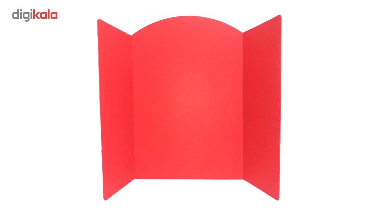 برد پلاستیکی کارتن پلاست مدل روزنامه دیواری یا جابربن حیان thumb 2 4