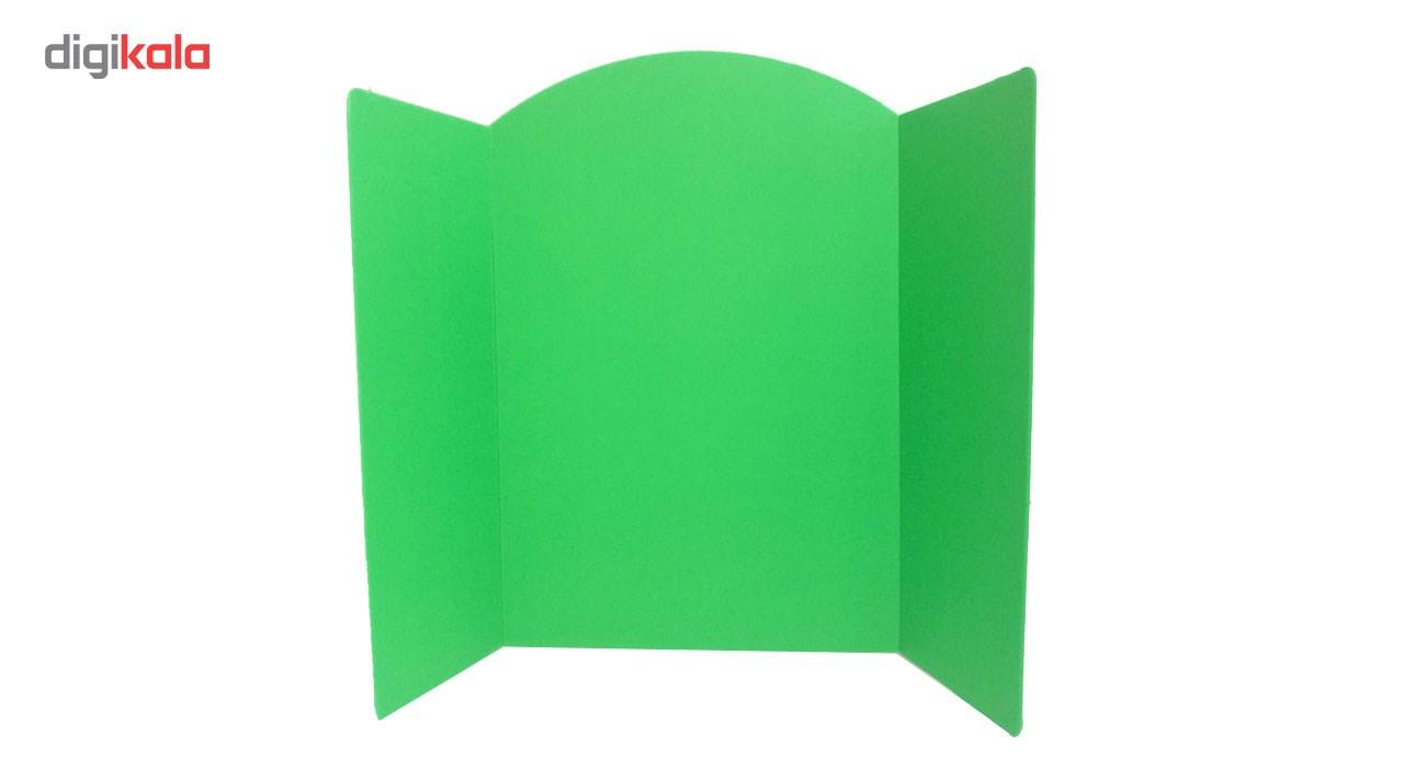 برد پلاستیکی کارتن پلاست مدل روزنامه دیواری یا جابربن حیان thumb 2 5