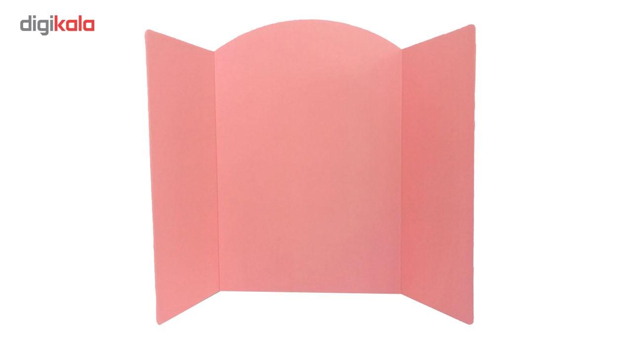 برد پلاستیکی کارتن پلاست مدل روزنامه دیواری یا جابربن حیان thumb 2 7