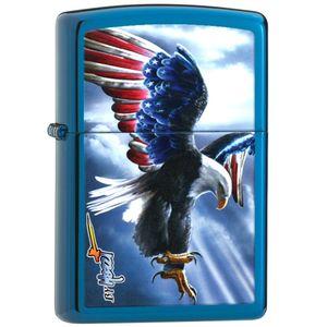 فندک زیپو مدل Mazzi Eagle کد 28189