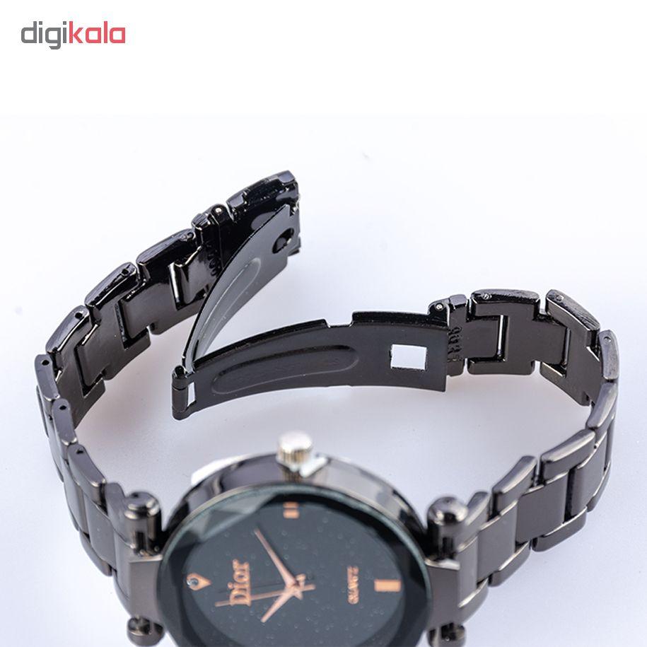ساعت مچی عقربه ای زنانه کد ES01