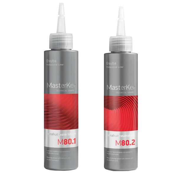 کراتین مو ارایبامدلM80 حجم 300میلی لیتر بسته 2 عددی