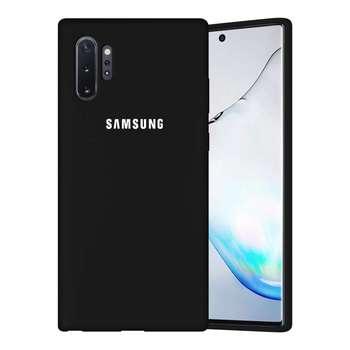 کاور مدل Silc مناسب برای گوشی موبایل سامسونگ Galaxy Note10 plus