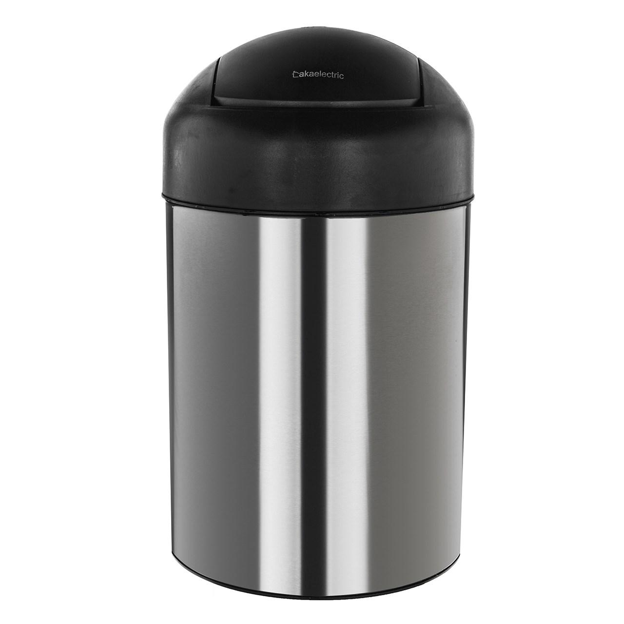 سطل زباله آکا الکتریک مدل Tan Door گنجایش 20 لیتر
