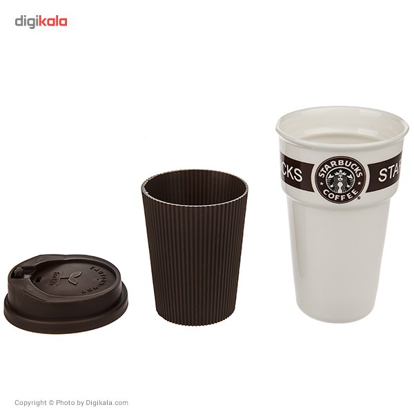 ماگ استارباکس مدل Eco Cup