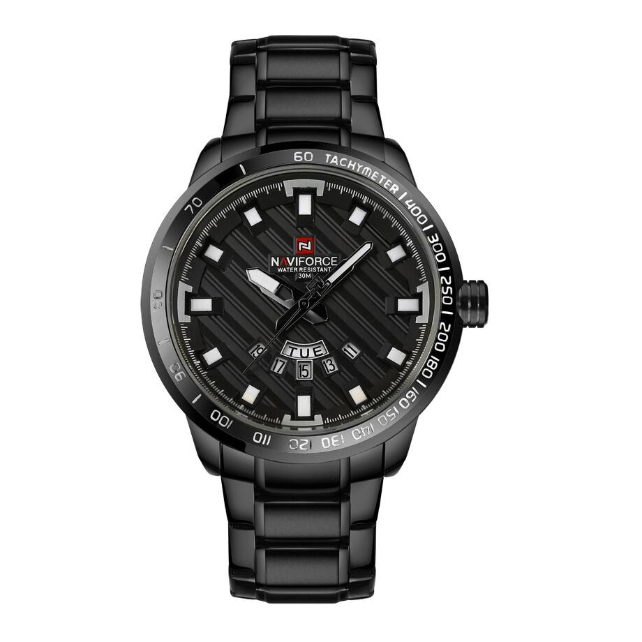 ساعت مچی عقربه ای مردانه نیوی فورس مدل NF9090 BB