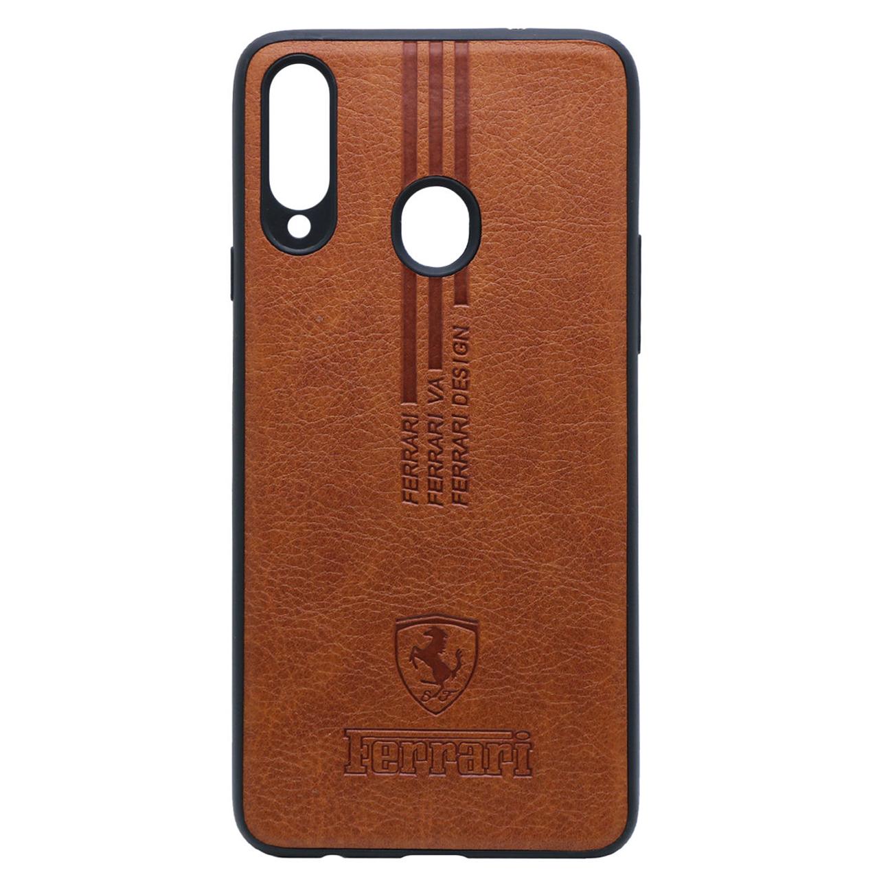 کاور مدل FRR-01 مناسب برای گوشی موبایل سامسونگ Galaxy A10s