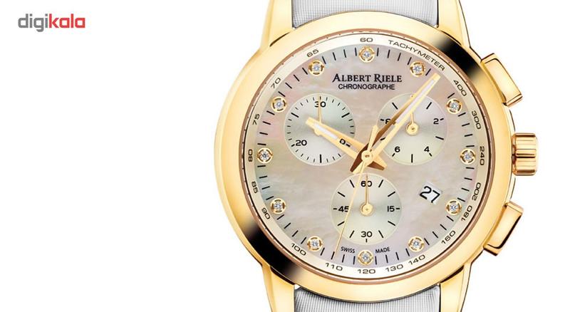ساعت مچی عقربه ای زنانه آلبرت ریله مدل 513LQ03-SY99D-TW-K1