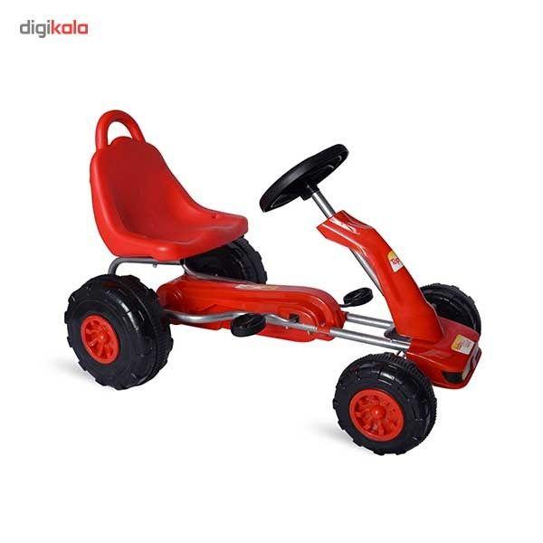 ماشین بازی بیبی لند مدل Top Car  Baby Land Top Car motorcycle Toys