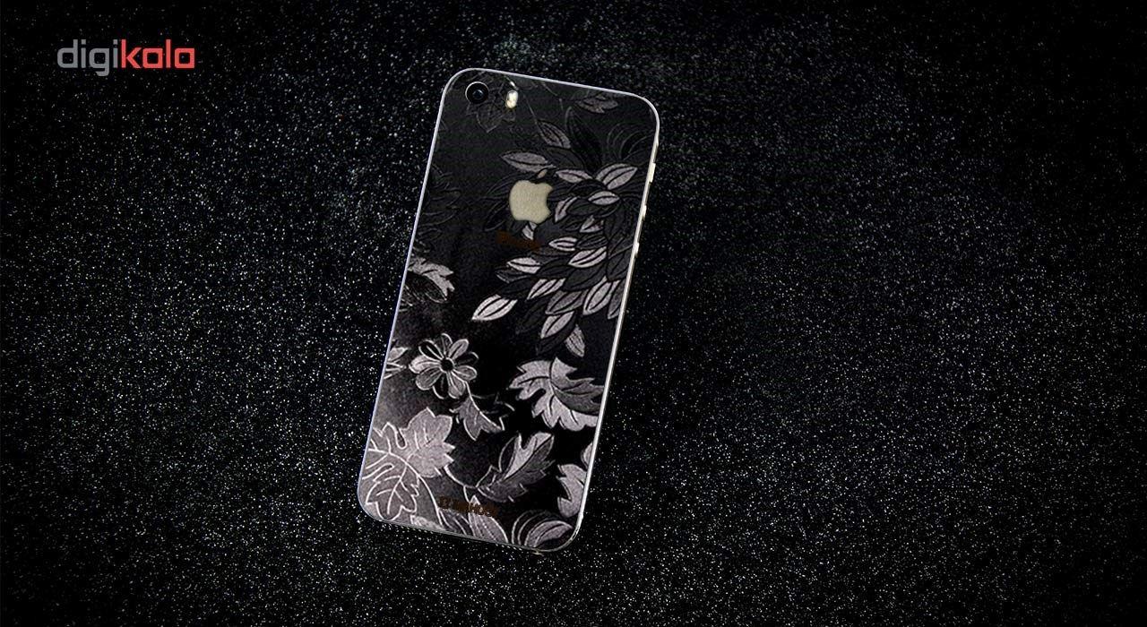 برچسب پوششی ماهوت مدل Wild-flower Texture مناسب برای گوشی  iPhone 5s-SE main 1 4