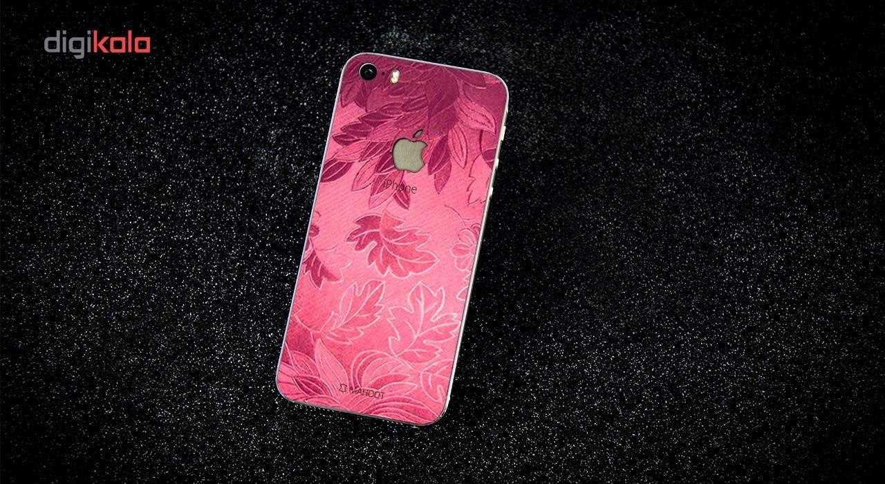 برچسب پوششی ماهوت مدل Wild-flower Texture مناسب برای گوشی  iPhone 5s-SE main 1 5