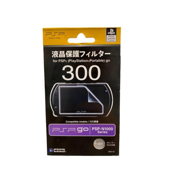 برچسب محافظ صفحه نمایش PSP Go هوری مدل HPG-01