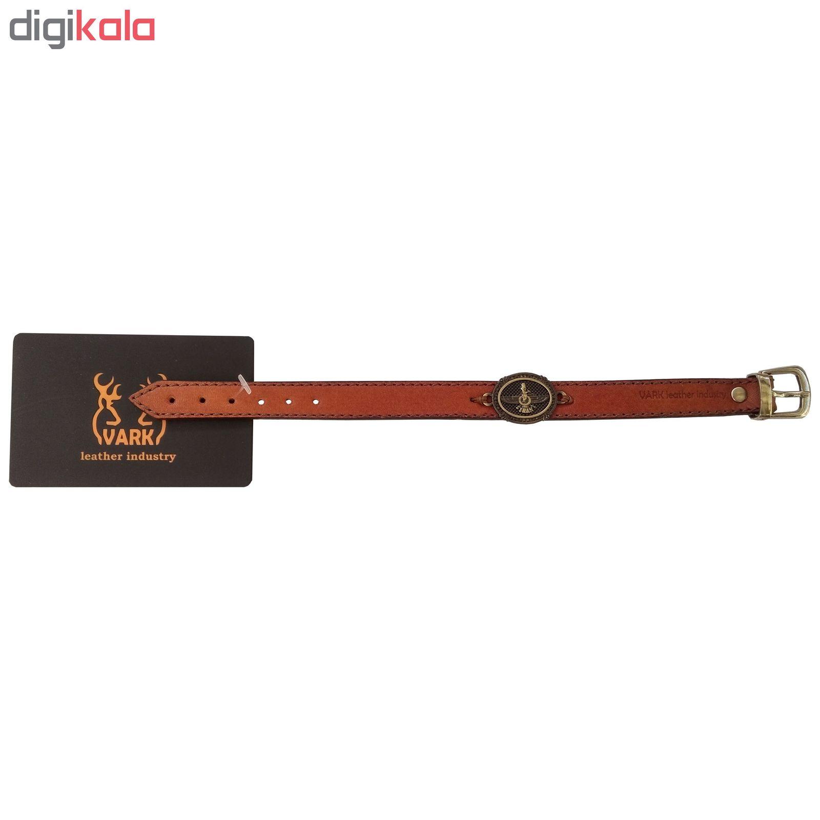 دستبند چرم وارک مدل پرهام کد rb38 main 1 8